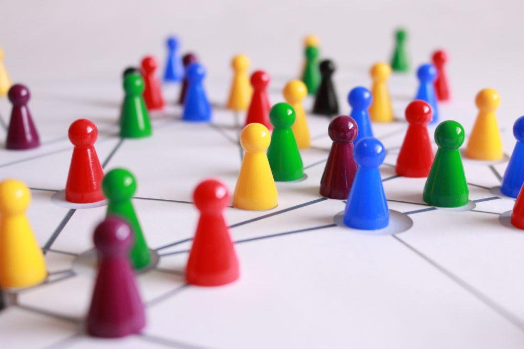 dezentrales netzwerk
